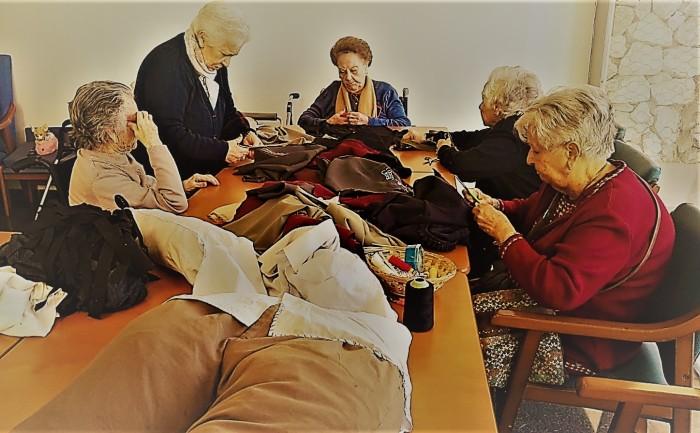 Grupo Reifs |Taller de elaboración del Muñeco de SanAntón